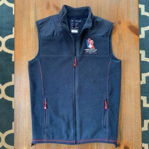 Vineyard Vines America's Cup Fleece Vest